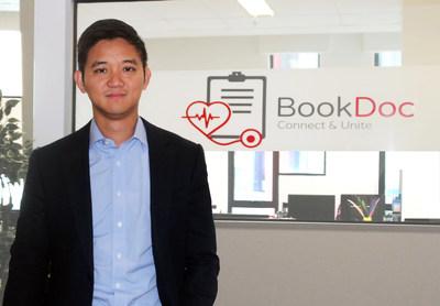 BookDoc創辦人兼行政總裁拿督馬彥山