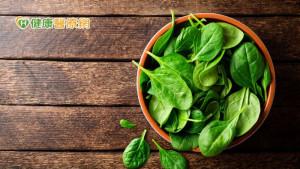 菠菜護眼、抗氧化、改善貧血 這幾種人應多吃