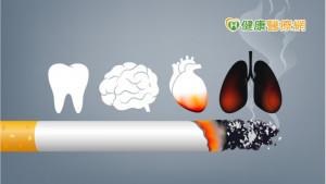 戒菸降低罹新冠肺炎風險 可多利用免費戒菸專線